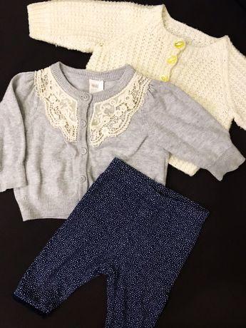 Одяг для дівчинки.