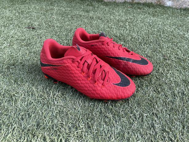 Chuteiras Nike Skin Hypervenon Tam. 37,5