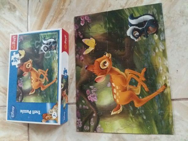 Puzzle dzieciece
