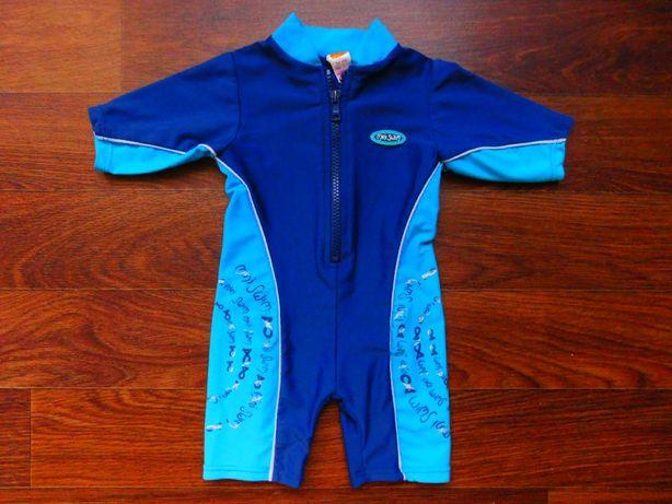 купальный костюм 6-9 мес купальник мальчику для купания солнцезащитный