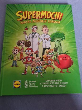 Supermocni Lidl książka