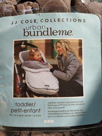 Чехол, конверт в коляску JJ Cole BundleMe Urban