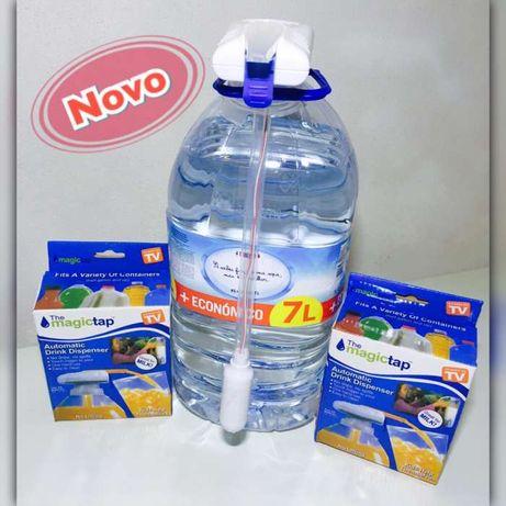 Bomba garrafão água eléctrica Novas