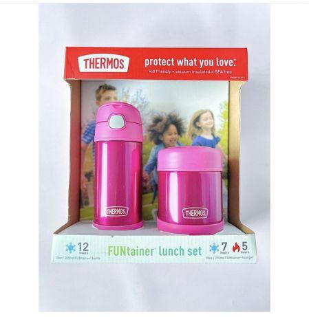 Детские наборы термос для еды и воды детские термосы Thermos оригинал