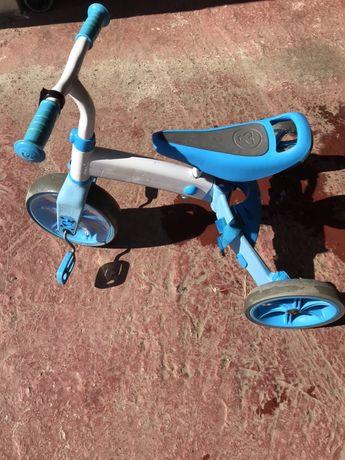 Flippa Трех колесный велосипед 2в1