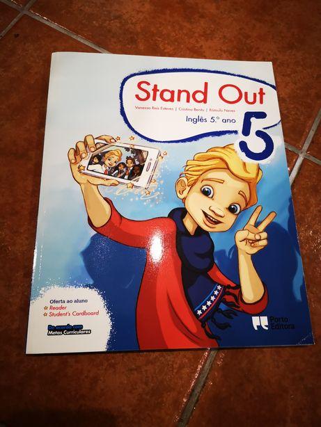 Stand Out 5 - manual do professor e algum material do aluno - NOVO