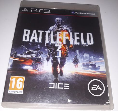 Battlefield 3 PS3 PL