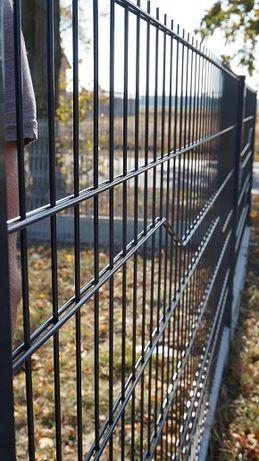 Panele ogrodzeniowe, Ogrodzenie panelowe 2D, Ogrodzenie ozdobne