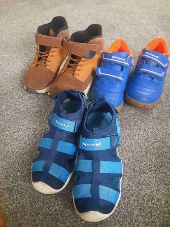 Buty chłopięce Sprandi i Vty