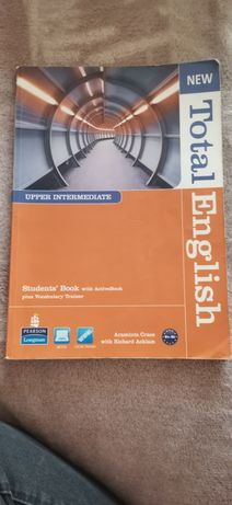 New Total English Upper Intermediate podręcznik
