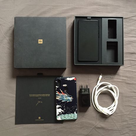 Xiaomi Mi MIX 2S 6/128 GB BLACK