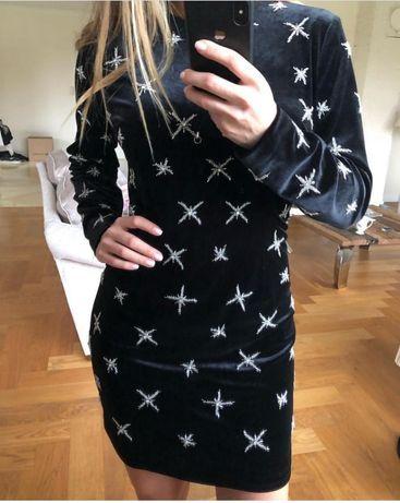 Sukienka Saint Laurent