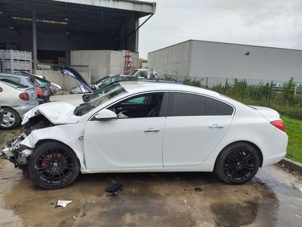Opel insignia 2.0cdti drzwi dach błotnik klapa