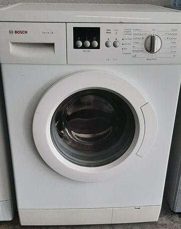 Máquina de lavar roupa bosch  7kg