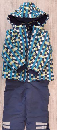 Комбинезон зимний (штаны и куртка)86р,на 2года.