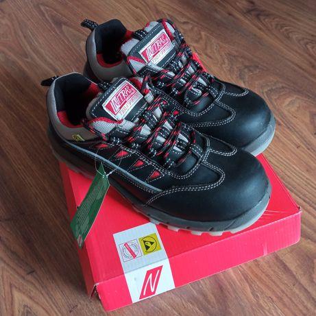 NOWE Buty ochronne Nitras Sport Step 7300 r.40