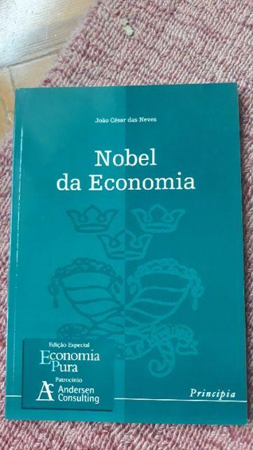 Nobel da Economia, de João César das Neves