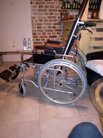 Wózek inwalidzki nowy