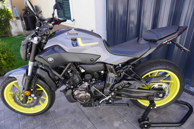 Yamaha MT-07 - 55Kw - 2017