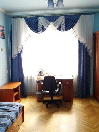 Комфортна 3-км квартира, прав. планування, центр Львова
