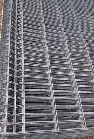 Panele ogrodzeniowe 123 i 153 cm antracyt zielone panel ogrodzeniowy