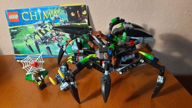 Lego Chima 70130 Паучий охотник Спарратуса