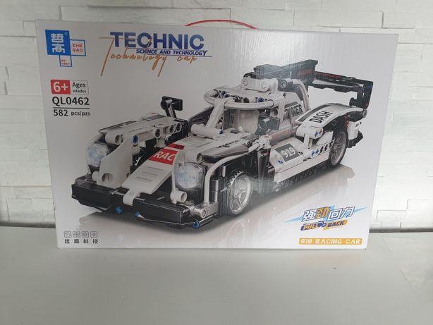 Klocki Nowe technik samochod wyścigowy jakosc lego