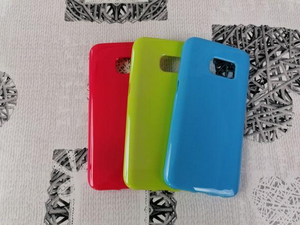 Etui Case Nakładka Jelly Kolory do Samsung Galaxy S7 G930