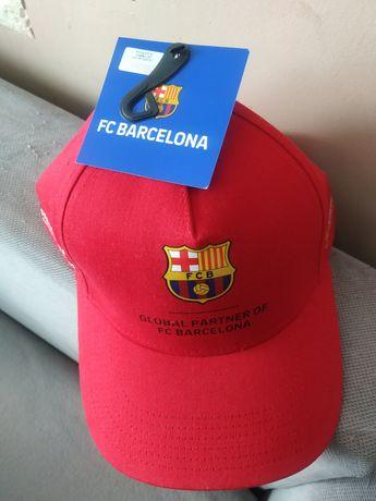 Czapka FC Barcelona