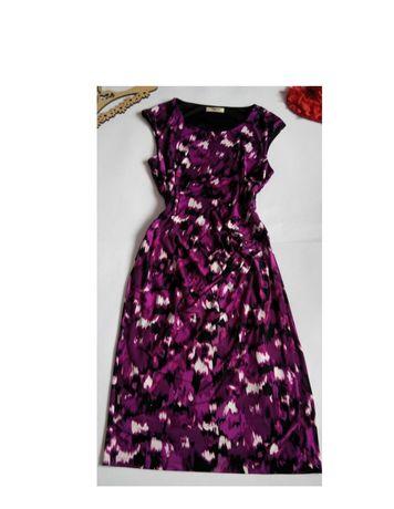 Платье миди 50 48 размер офисное нарядное футляр новое
