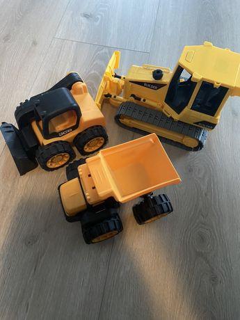 Samochody budowlane