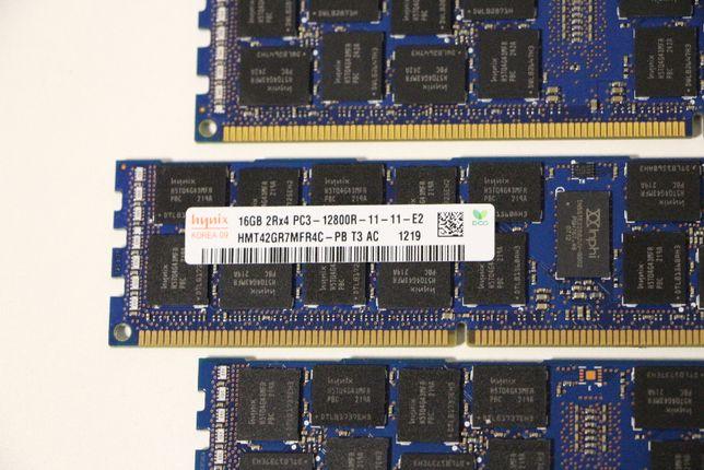 ❶ Память SK hynix 16GB ECC DDR3-1600MHz PC3-12800R HMT42GR7MFR4C-PB