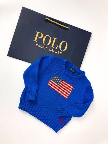 Новый свитер Polo Ralph Lauren , оригинал !
