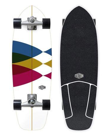 Surfskate carver triton 30 cx NOVO