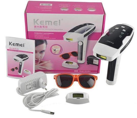 Эпилятор лазерный Kemei KM 6812 Фотоэпилятор