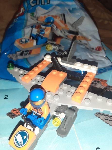Lego City Арктический разведчик 5-12 лет