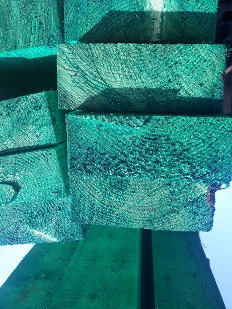 Wieźbe dachowa deski szalunkowe łaty stemple