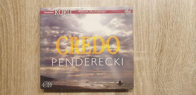 Penderecki_Credo_Album CD_Wersja limitowana_Oryginał