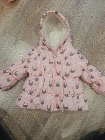 Куртка дитяча на флісі