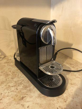 Ekspres do kawy na kapsułki DeLonghi EN 167.B - Citiz, czarny Ekspres