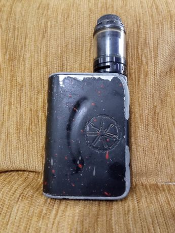 Электронная сигарета Asmodus Minikin Boost 155w + бак