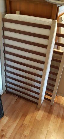 Łóżeczko dla dziecka IKEA materac i pościel