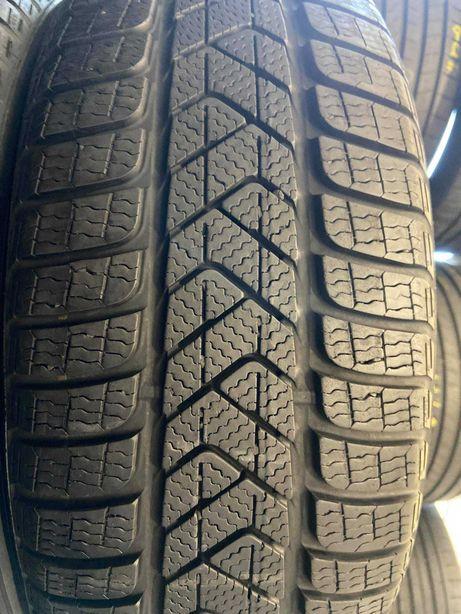 Шини зимові 215х55хR17 Pirelli SottoZero3 4шт СТАН НОВИХ 2020рік