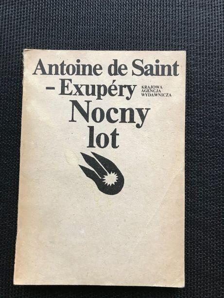 Nocny lot |Antoine de Saint-Exupéry