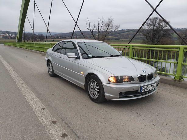 BMW e46 coupe 318ci LPG