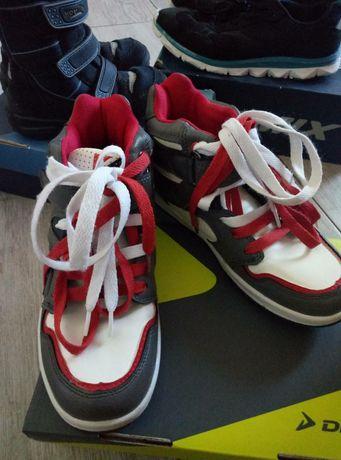 Ботинки кроссовки кеды fila Размер 35