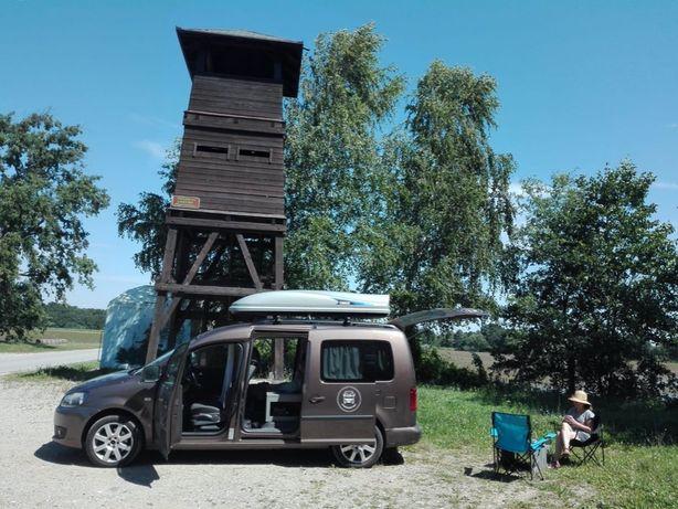 Wagabunda VAN wynajem mini kamperów, dom na kółkach