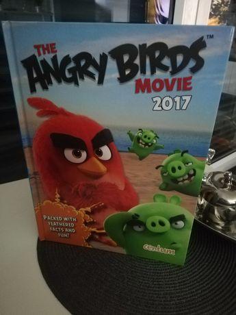 Angry Birds Movie 2017 książka z zabawami Rovio