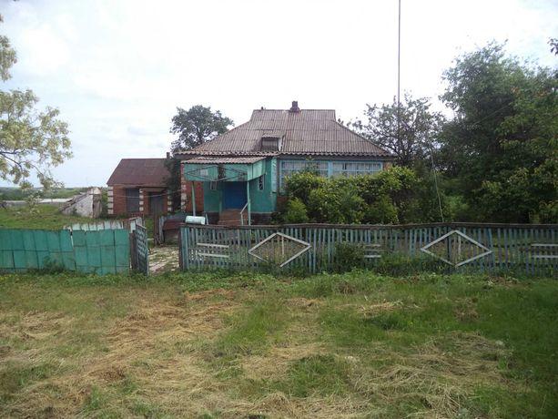 Частный дом с земельным участком недорого