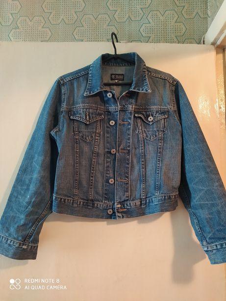 Кофта джинсовая для девочки.